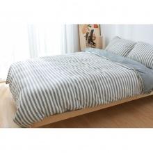 无印良品天竺棉四件套  1.5米床 颜色随机