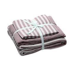 无印良品天竺棉四件套  1.8米床 颜色随机