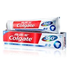 高露洁360度美白牙膏 200g