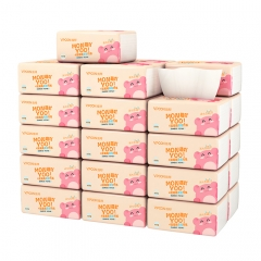 维邦萌吖白色300张130软抽27包