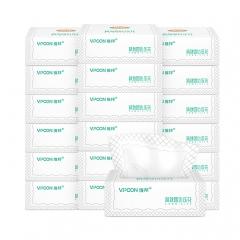 维邦精致4边压花面巾纸300张152软抽18包