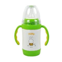 米菲高真空双耳保温奶瓶180ML